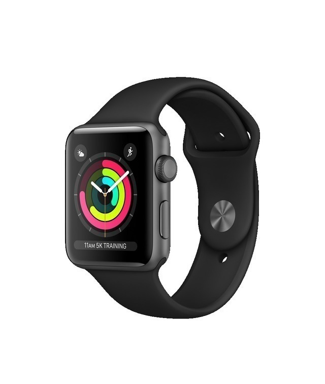 Apple Watch Series 3 Sport Space Grey 42 mm