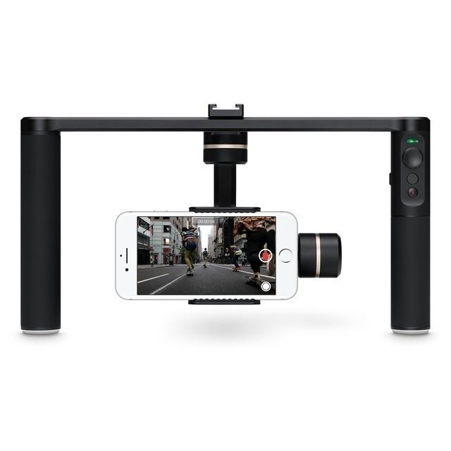 Feiyu Tech SPG Plus Gimbal Rig für iPhone