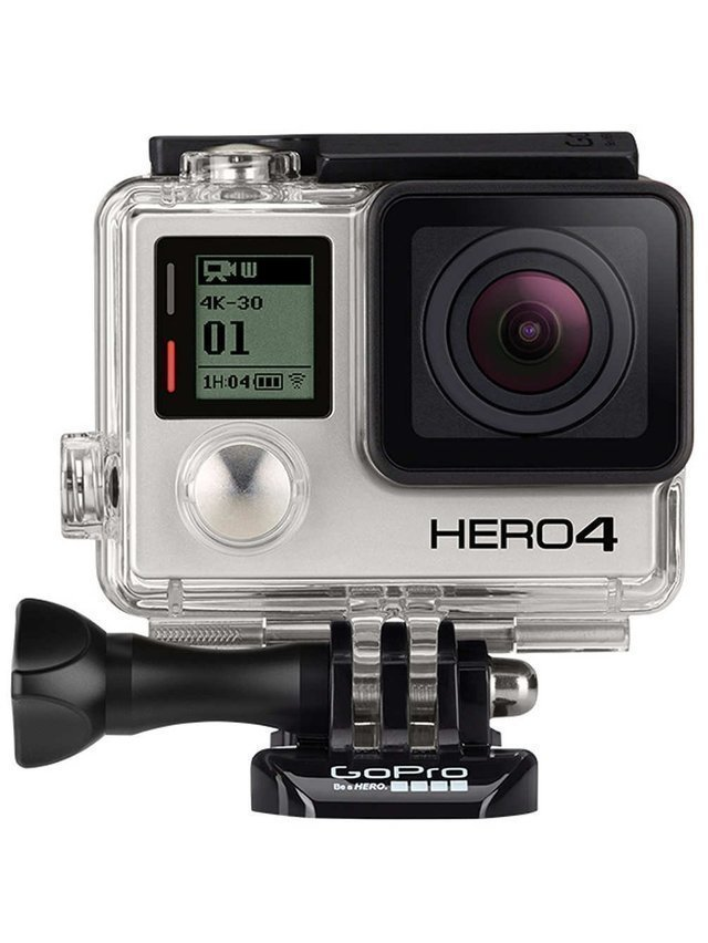 GoPro Hero 4 Black Adventure Actionkamera