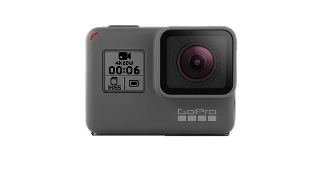 GoPro Hero 6 Black Kamera