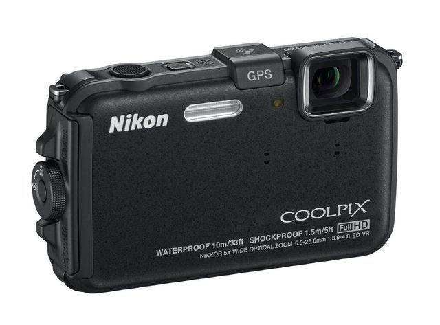 Nikon Coolpix AW110 Wasser- und Stoßfest