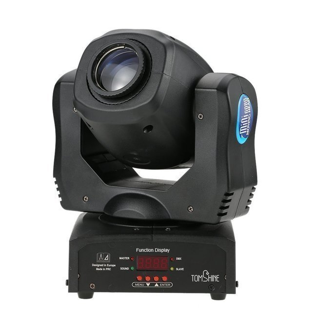Tomshine 80W DMX512 Led Moving Head - Disco Scheinwerfer
