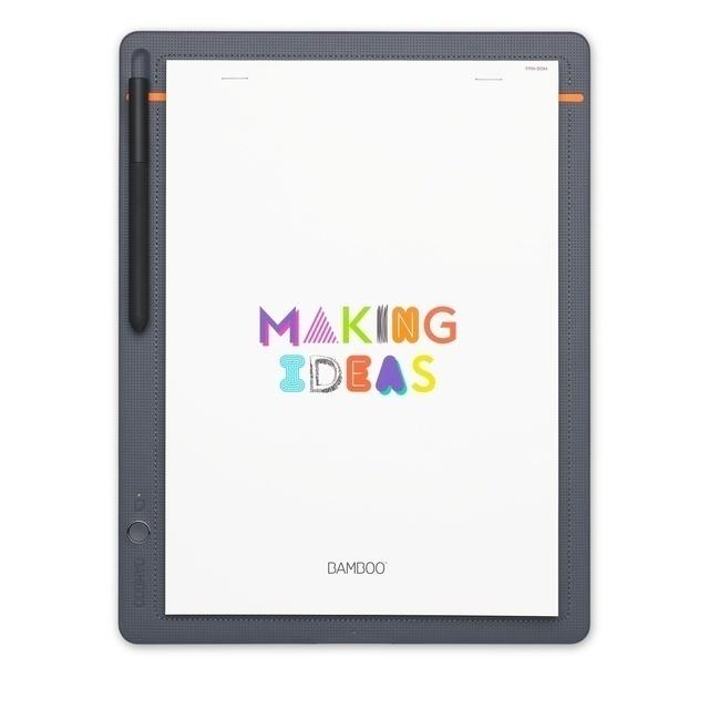 Wacom Bamboo Slate Smartpad – Large